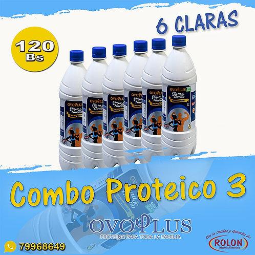 Combo Proteico 3