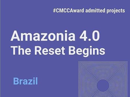 Amazônia 4.0 é finalista do Prêmio Climate Change Communication Award Rebecca Ballestra