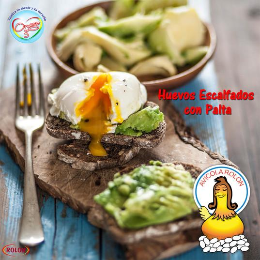 Arte Rolon Huevos Escalfados con Palta.j