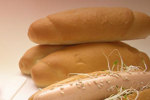 Pan Blanco para Hot Dog