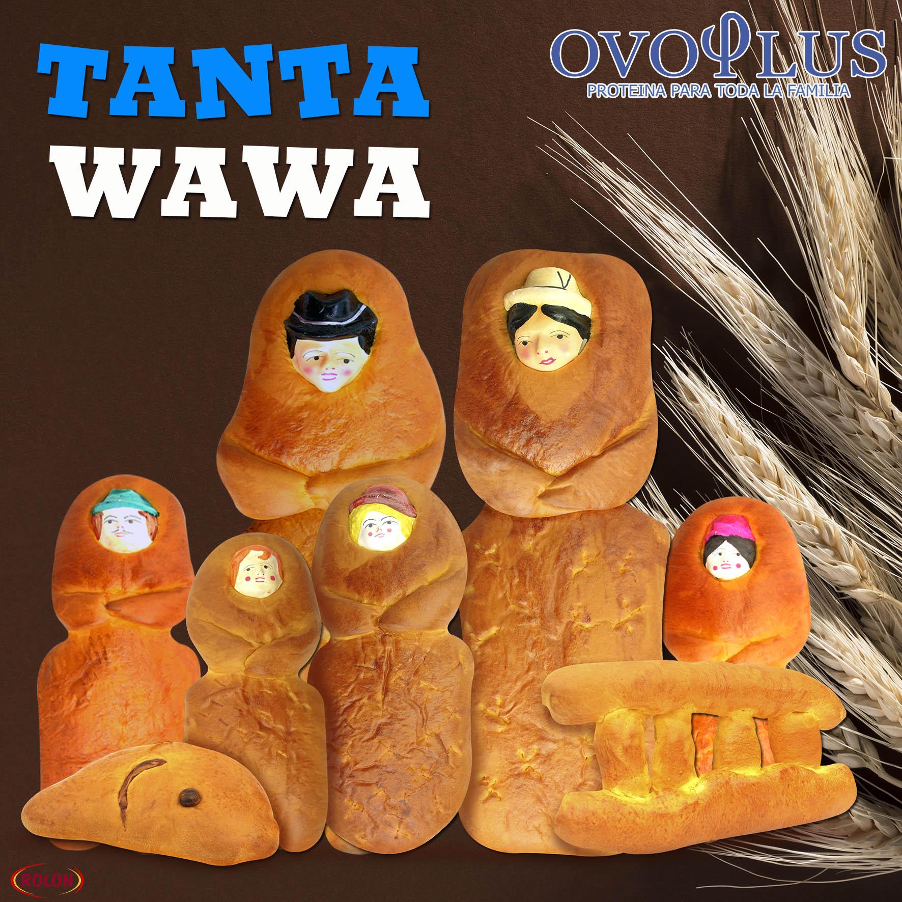 Arte Ovoplus Tanta Wawa3 Chico
