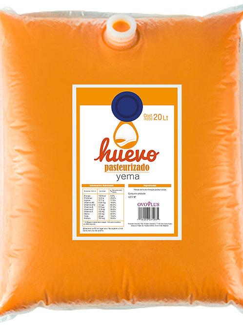 Yema de Huevo Pasteurizada