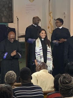 Helena ordination pic 1