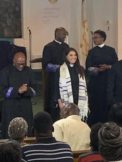 Helena ordination pic 1