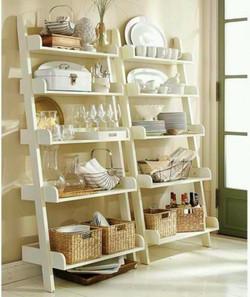 cool kitchen storage solutions