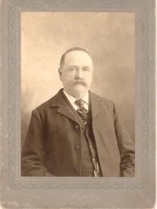 Charles E. Hoit age 67 (1902)