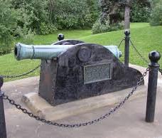 Aroostook War cannon