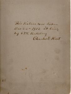 Charles E. Hoit