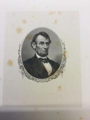 Portrait Example close up