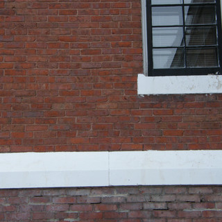 other brickwork upper part of old section