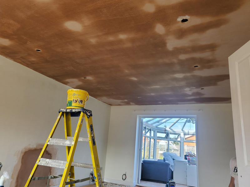 Ceiling Works