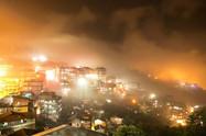 Burning mountain_ Ravangla