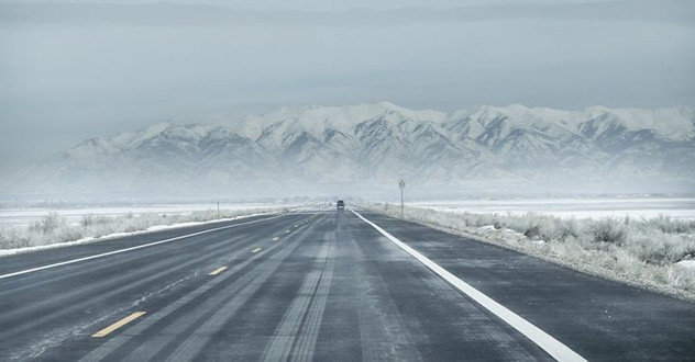 Travel to American highways is like_ One