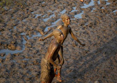 Mud game