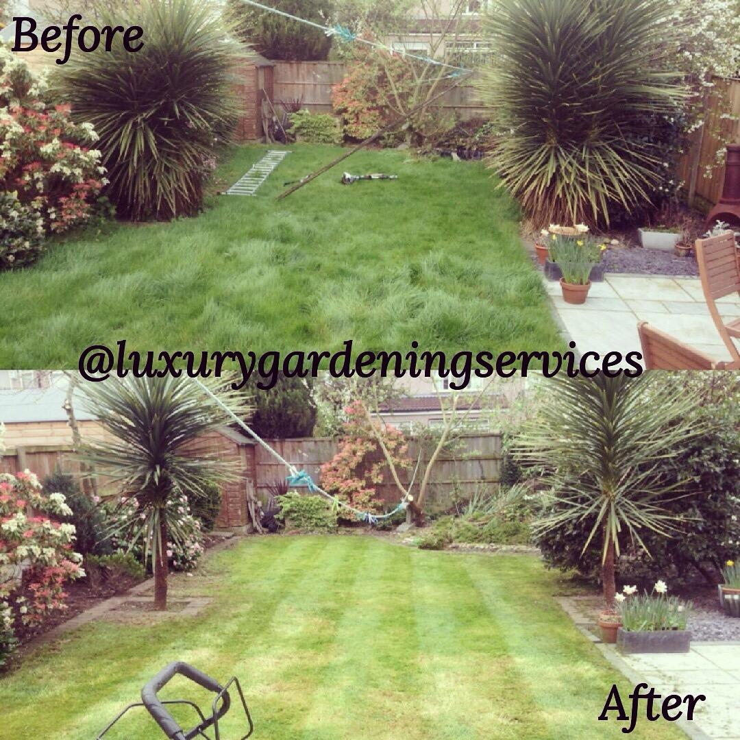Childwall gardening maintenance