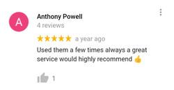 Garden service review