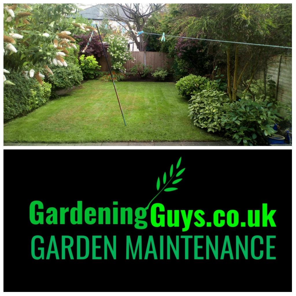 Childwall gardening service