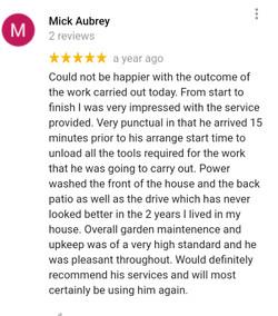 Woolton  garden service