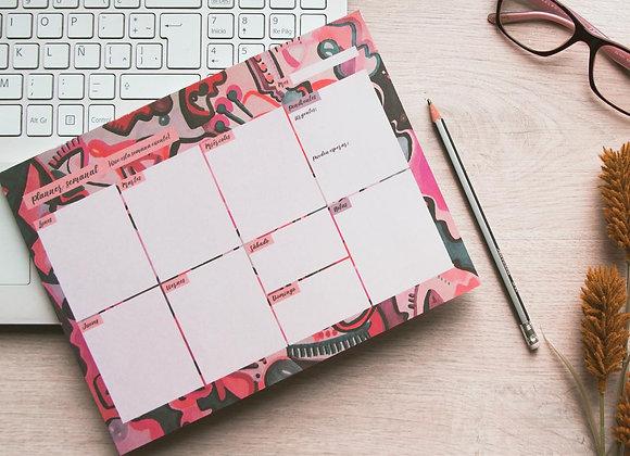 Planner para escritorio