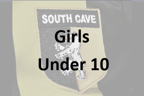 Girls Under 10s