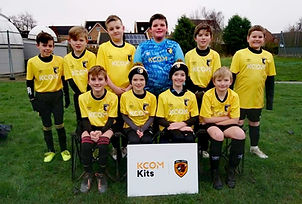 Grasshoppers win a new kit thanks to Hull City & KCOM