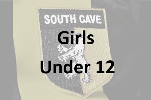 Girls Under 12s