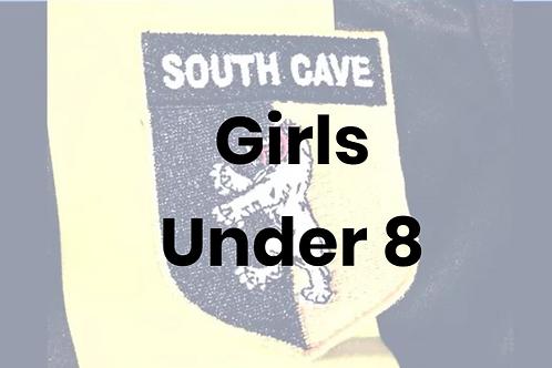 Girls Under 8s