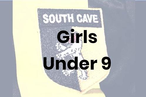 Girls Under 9s