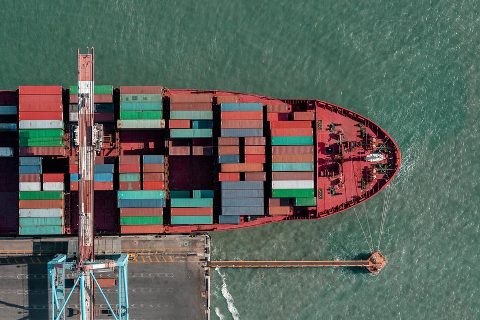 Corporate_Port of Ashdod_Cargo Ship 002.