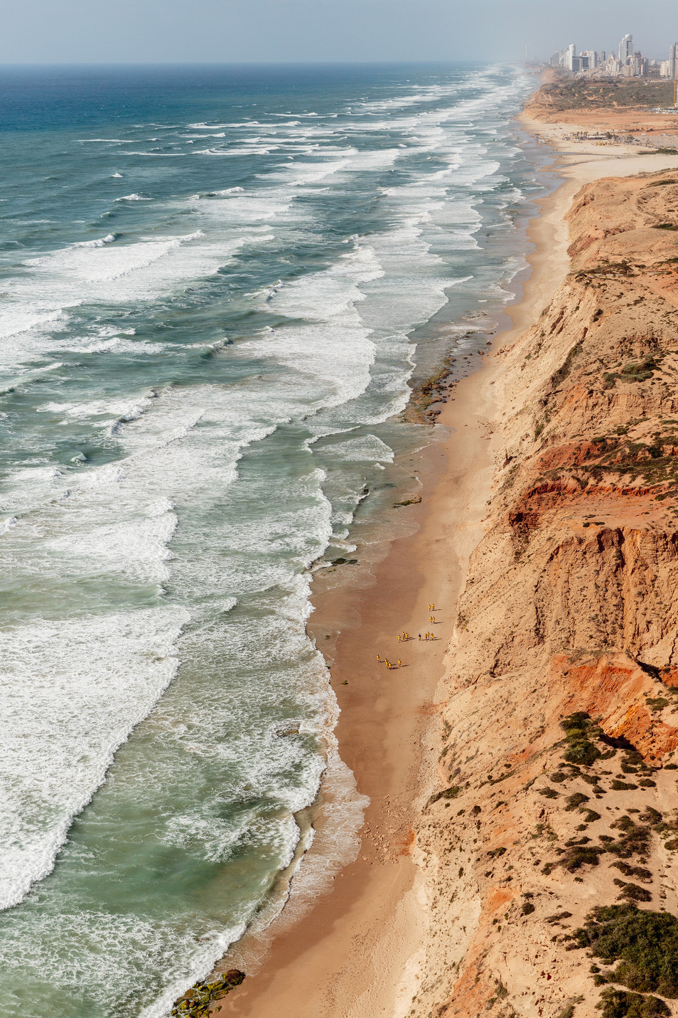 Mediterranean Coast_Israel_Gaash Beach 1