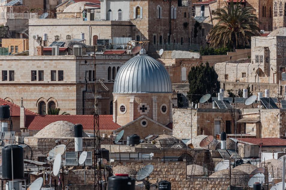 Jerusalem_Old City_Church of St Mary of