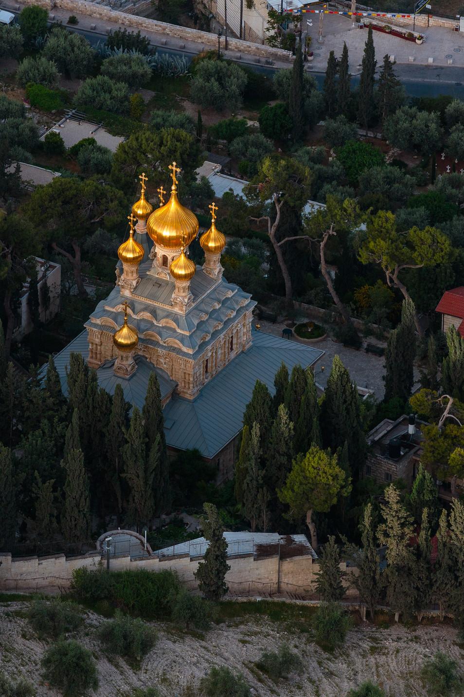 Jerusalem_East_Church of Mary Magdalene