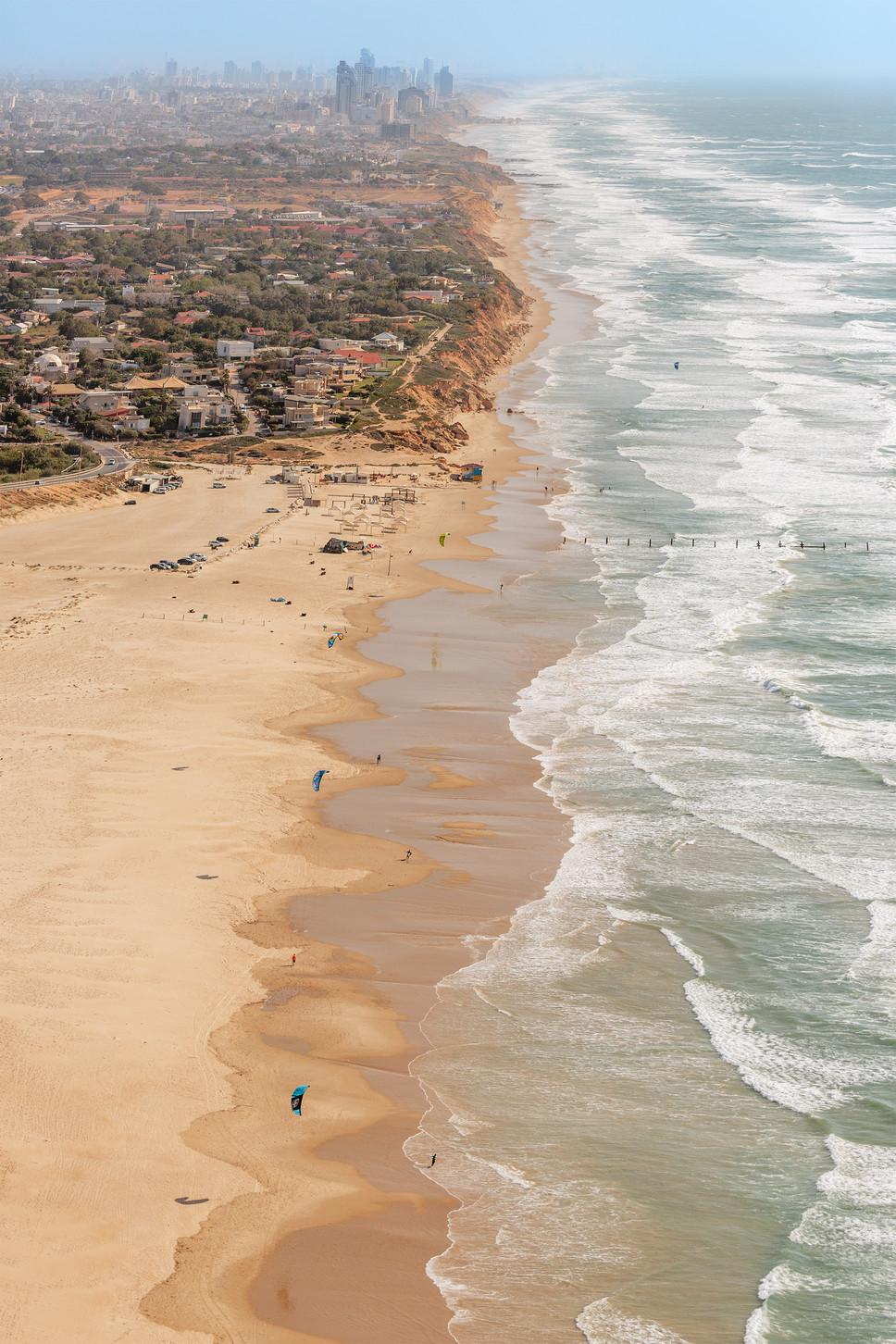 Mediterranean Coast_Israel_Netanya Beach