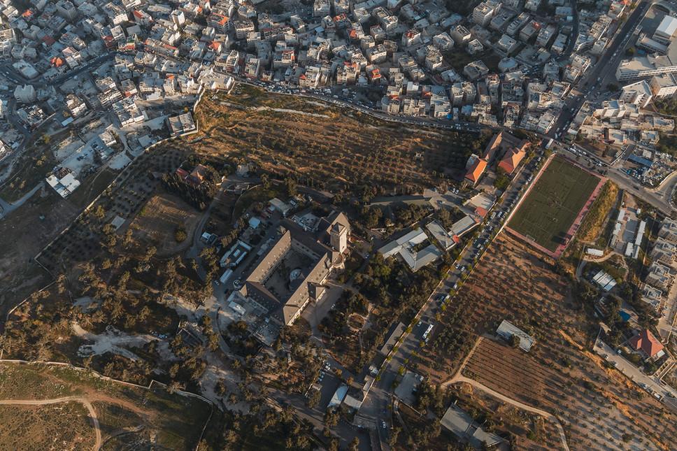 Jerusalem_East_Augusta Victoria Compound