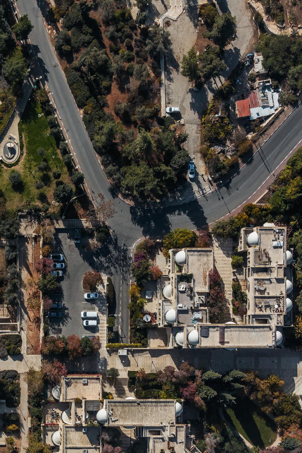 Jerusalem_West_Paul Emile Botta Street 1