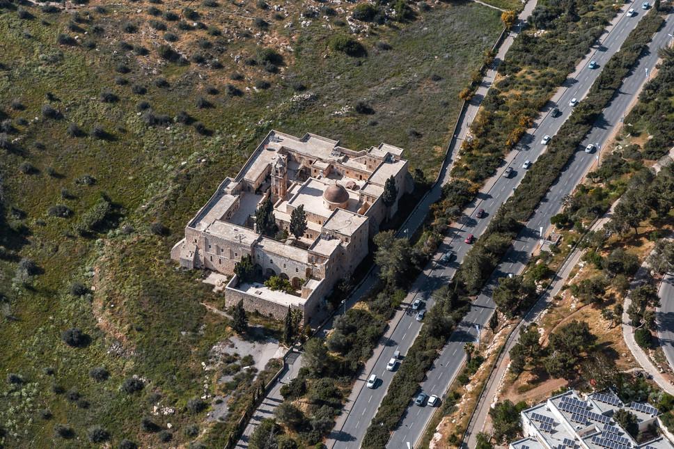 Jerusalem_West_Monastery of the Cross 1.