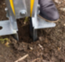 The Jerco Planter Spade