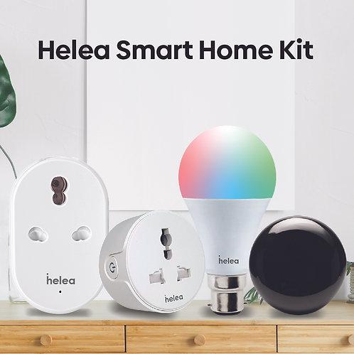 1N 9W Smart Bulb, 1N 10A Smart Plug, 1N 16A Smart Plug, 1N Smart Remote
