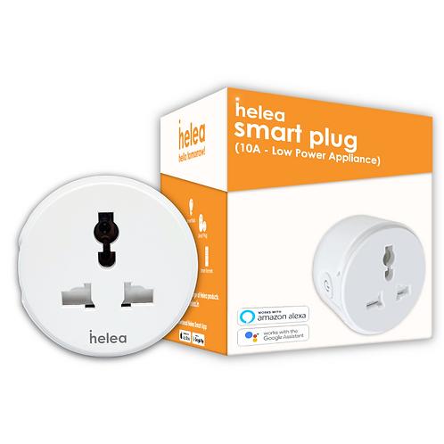 Helea 10A Smart Plug - Low Power Appliances