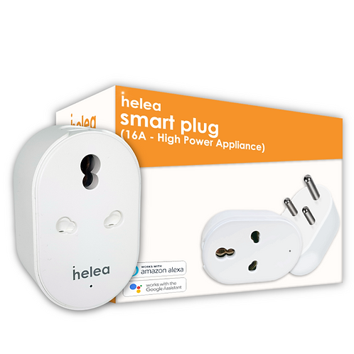 Helea 16A Smart Plug - High Power Appliances