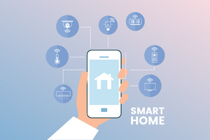 Smart Home solution by Helea