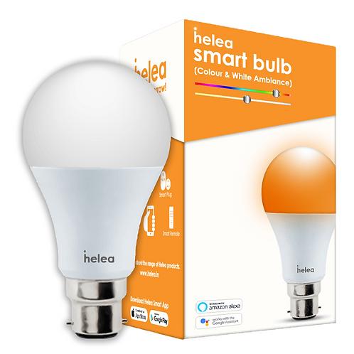 Helea 12W Smart Bulb - Colour & White Ambiance