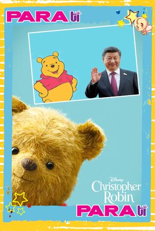 ¡WTF! PRESIDENTE DE CHINA VETA A WINNIE THE POOH
