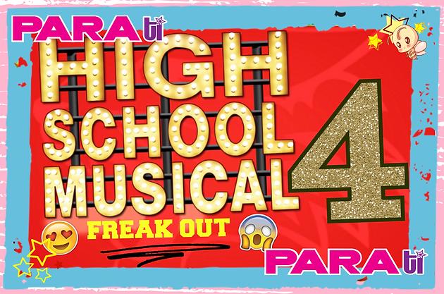 HIGH SCHOOL MUSICAL 4 ¡PRIMEROS DETALLES! | revistaparati