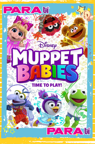 ¡CUTE! HOY REGRESAN LOS MUPPET BABIES A LA TV EN USA