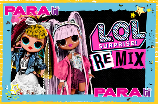 #YEAH LAS L.O.L. SURPRISE ¡SE LANZAN COMO CANTANTES!