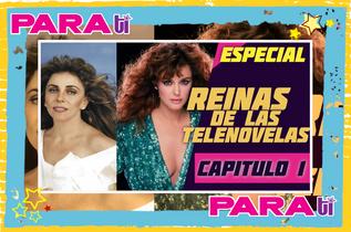 #RETRO REINAS DE LA TELENOVELA