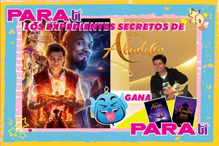 """#DISNEYFAN  ¡LOS SECRETOS DETRÁS DE """"ALADDIN""""!"""