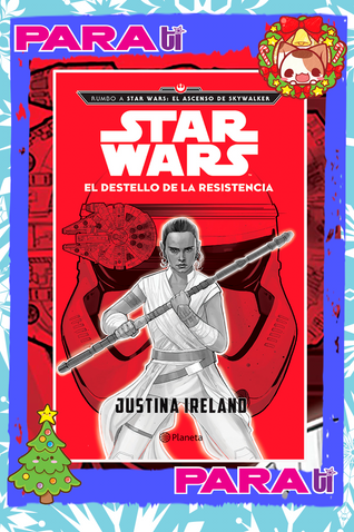 #BOOKS STAR WARS ¡EL DESTELLO DE LA RESISTENCIA!