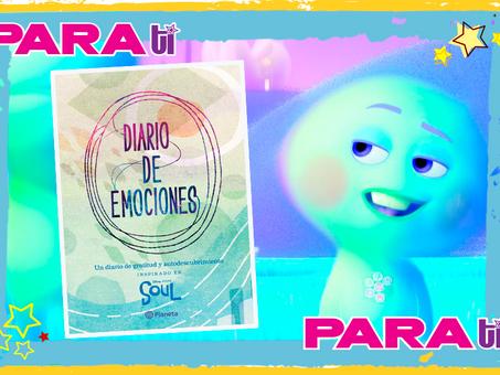 #BOOKS  SOUL DIARIO DE EMOCIONES